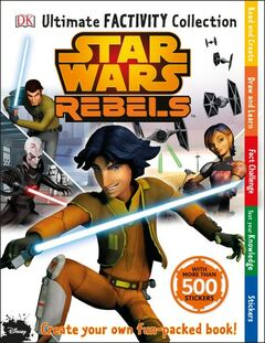 Star Wars Rebels Ultimate Factivity Collection (with more than 500 stickers)