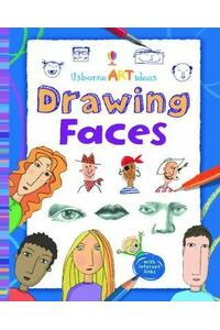 Art Ideas Drawing Faces Spiral Bound Edition