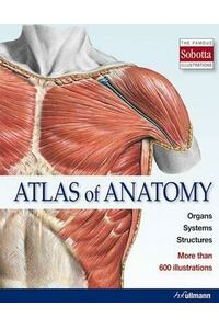 Atlas of Anatomy (Sobotta): The Human Body Described in 13 Systems