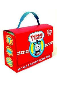 Thomas and Friends: My Red Railway Book Box (Thomas and Friends)