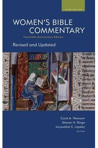 Women's Bible Commentary, Third Edition: Revised and Updated