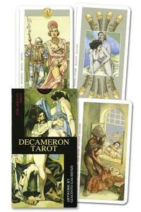 Ls Decameron Tarot Deck: Boxed Card Set with Booklet [With Instruction Booklet]