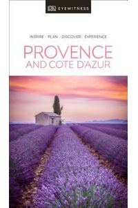 DK Eyewitness Travel Guide Provence and the C