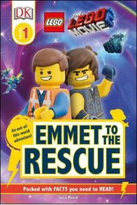 The Lego(r) Movie 2 Emmet to the Rescue