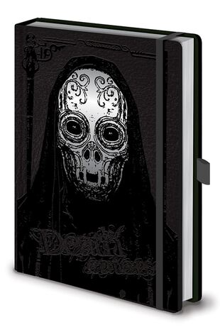 Harry Potter (Death Eaters) - A5 Premium Notebook
