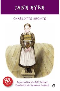 Jane Eyre (repovestire). Real Reads