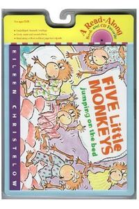 Five Little Monkeys Jumping on the Bed [With CD (Audio)]