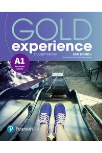 Gold Experience A1 Student's Book, 2nd Edition