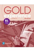 Gold Experience B1 Workbook, 2nd Edition