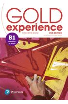 Gold Experience B1 Teacher's Book with Online Practice and Presentation Tool, 2nd Edition