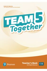 Team Together 5, Teacher's Book with Digital Resources (A2/B1)